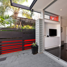 Contemporary Entry by Michelle Walker architects