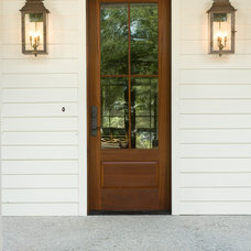 Traditional Entry by Resort Custom Homes