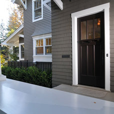 Craftsman Entry by FGY Architects