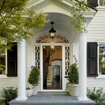 Palo Alto Dutch Colonial Revival