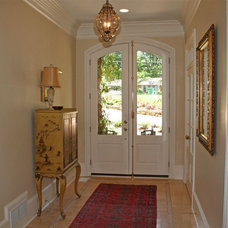 Traditional Entry by Pamela Foster & Associates, Inc.