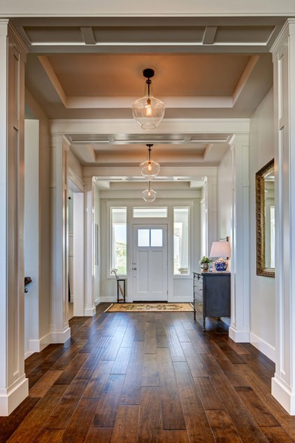 Traditional Entry by Brighton Homes Utah