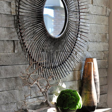 Contemporary Entry by Judith Balis Interiors