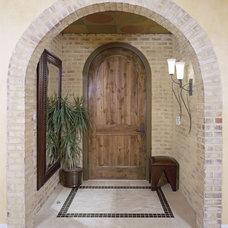 Mediterranean Front Doors by TruStile Doors