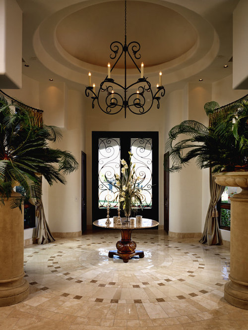 Modern Luxury Foyer : Rotunda ideas pictures remodel and decor