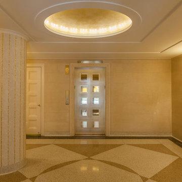 Park Avenue Lobby Renovation