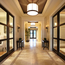 Transitional Entry by Parkyn Design