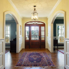 Traditional Entry by Dullea and Associates Inc.
