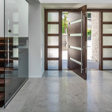 Contemporary Entry by derek lepper photography