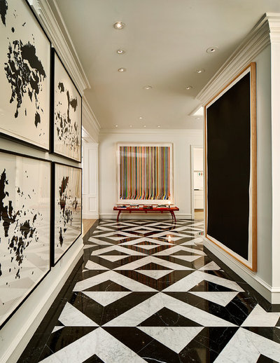Moderno Ingresso by Alair Homes Dallas