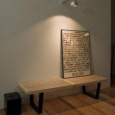 Modern Entry by SBaird Design