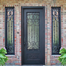 Traditional Front Doors by Iron Envy