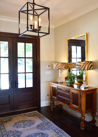 Traditional Entry by Sprague Construction