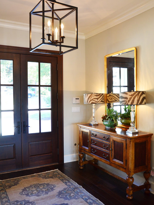 Houzz Open Foyer : Best entryway lighting design ideas remodel pictures houzz