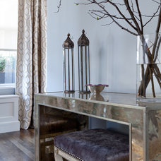 Contemporary Entry by A-List Interiors