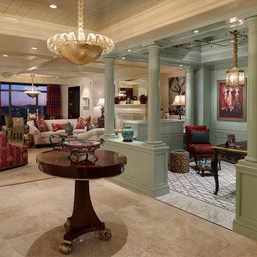 Penthouse Condominium