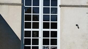 Period Replica French Door Restoration