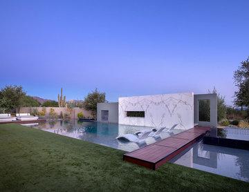 Pheonix Home Magazine Outdoor and Indoor Project