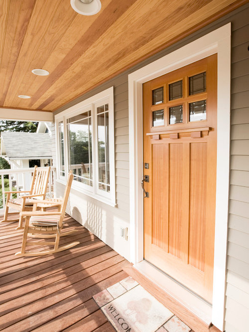 Exciting Modern Front Doors Ideas For Modern Home Design Recessed Lighting And Modern Front: Recessed Porch