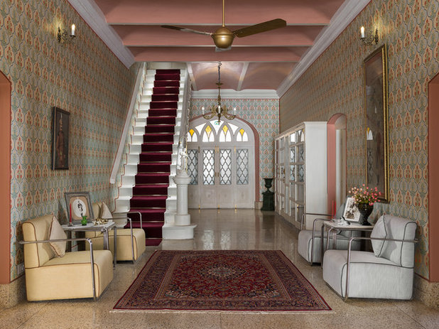 Eclectic Entry by Deepak Aggarwal Photography