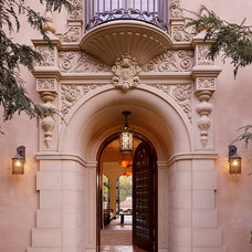 Mediterranean Entry by Charlie Barnett Associates