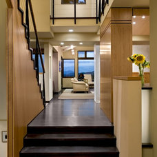 Contemporary Entry by Smith & Vansant Architects PC