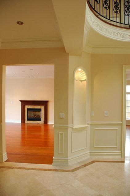 Entry by Parsiena Design Mantels & Architectural Elements