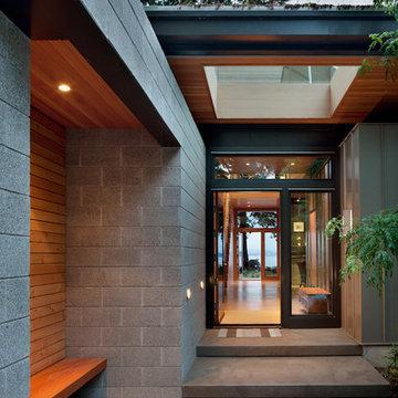 Platinum House Entry