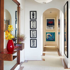 Contemporary Entry by Scott Weston Architecture Design PL
