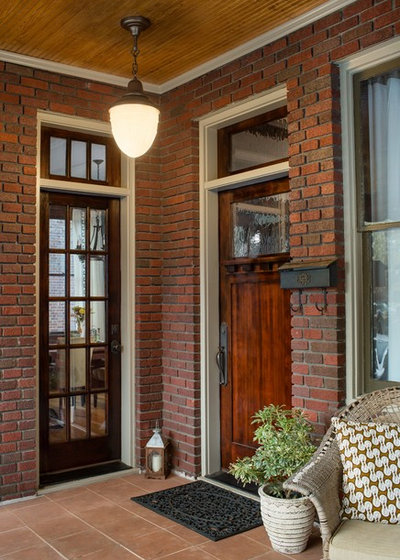 Traditional Entry by Alair Homes Decatur