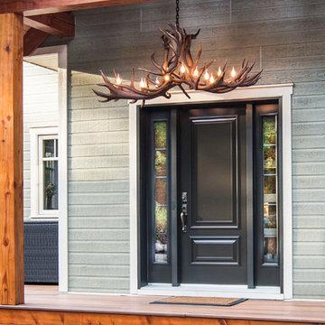 Porte d'acier - Steel Door