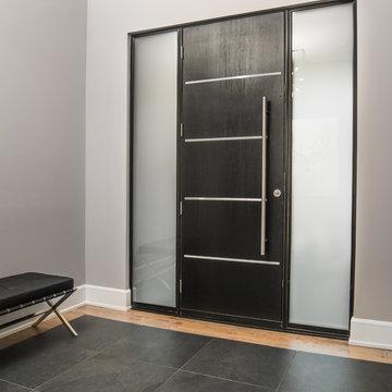 Porte fibre de verre - Fiber glass door