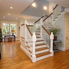 Contemporary Entry by Cafasso Design Group