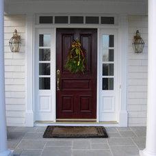 Traditional Entry by DesignAnts LLC