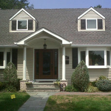 Traditional Entry by Jim Cuccias And Sons General Contractors