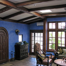 Traditional Entry by Homework Remodels ~ Tri-Lite Builders