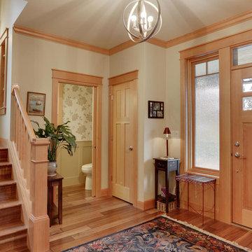 Portland Oregon Custom Home built by Quail Homes of Vancouver Washington
