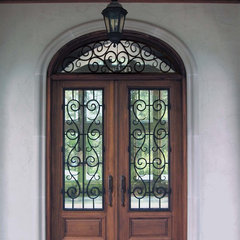 mediterranean front doors by US Door & More Inc
