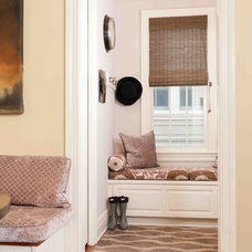 Traditional Entry by Heather ODonovan Interior Design