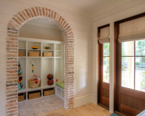 Brick Archway Home Design Ideas Pictures Remodel And Decor