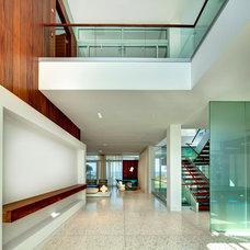Modern Entry by Michael K. Walker & Associates Inc.