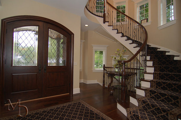 Traditional Entry by Meyer Design