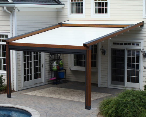 Retractable Patio Awnings | Houzz