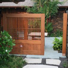 Asian Entry by Suzman Design Associates