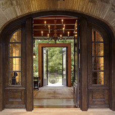 Mediterranean Entry by RJ Dailey Construction Co.