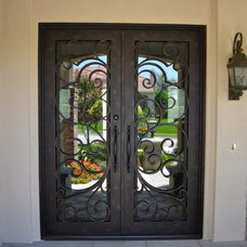 Mediterranean Entry by Rob Clark Construction Inc.