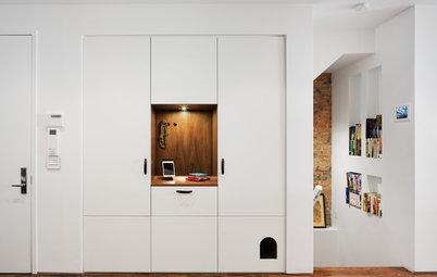 Tu casa a examen: Cómo planear el espacio de almacenaje