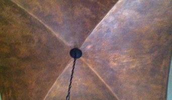 Provencal Plaster Ceiling