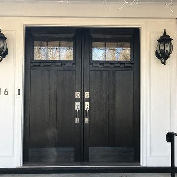 Provia Craftsman French Door