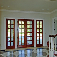 Traditional Entry by D.P. Thomas Construction, Inc.